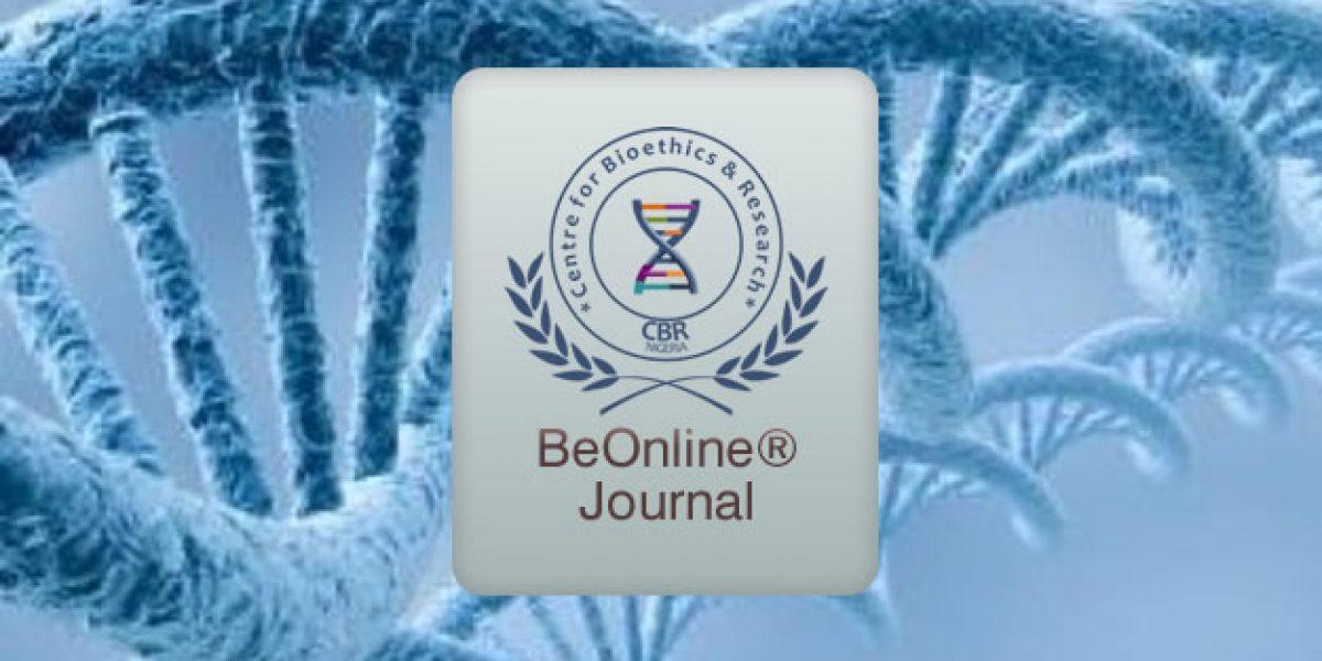 BeOnline journal