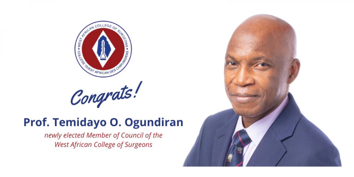 Prof Ogundiran - WACS