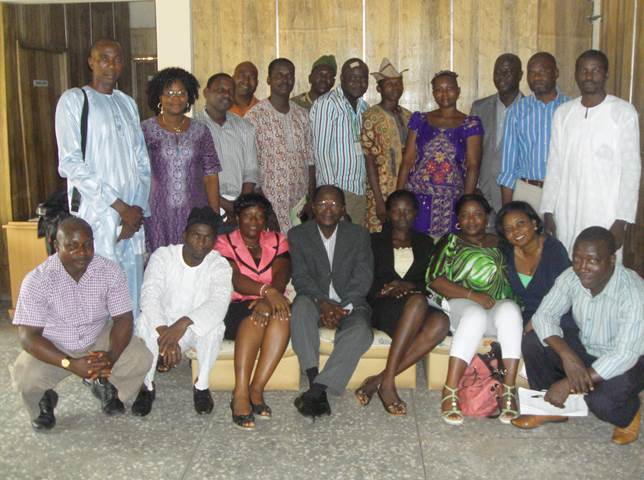 Research Ethics Training for Oyo State Journalists
