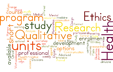 Public Health Research course